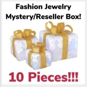 Fashion Jewelry Mystery Box Reseller Box 10 Pieces